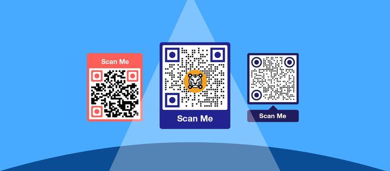 customizable dynamic qr codes