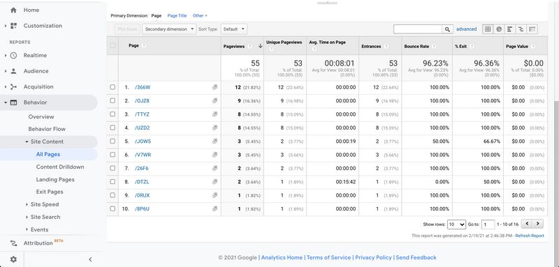 track qr code with google analytics
