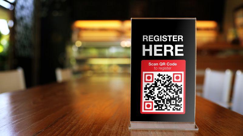 qr code for seminar registration