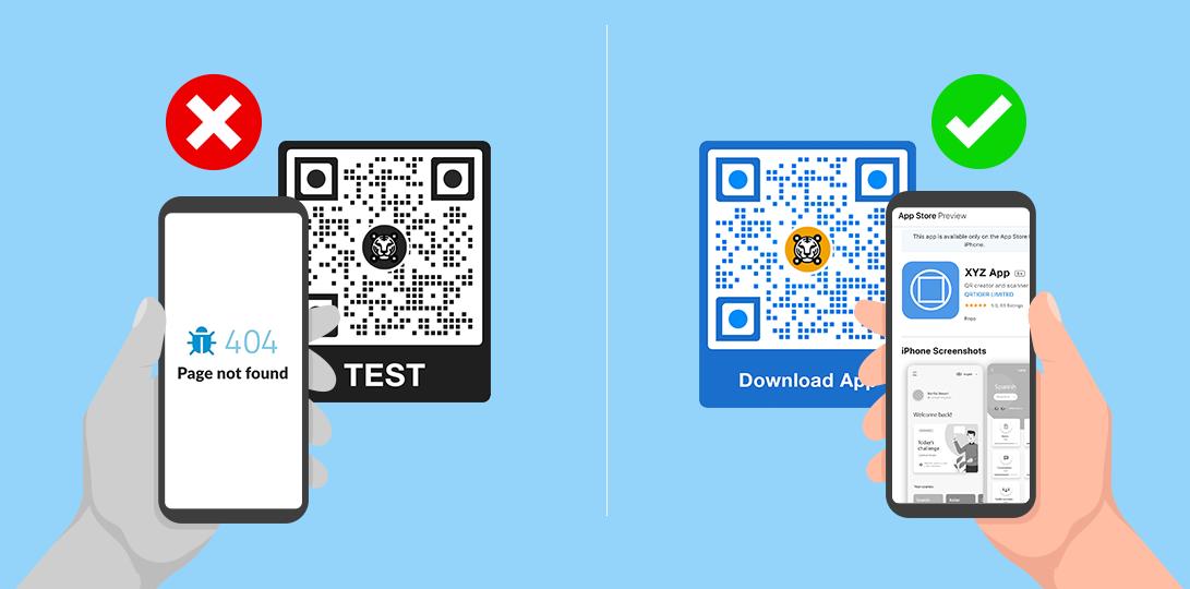 qr code testing
