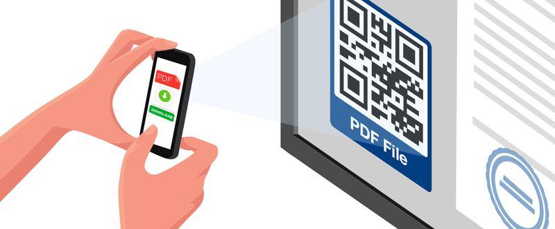pdf qr code