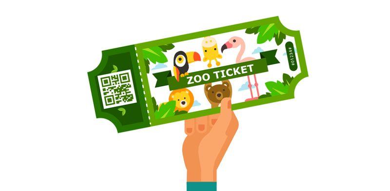 qr codes in zoo