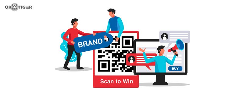 qr code to win a prize