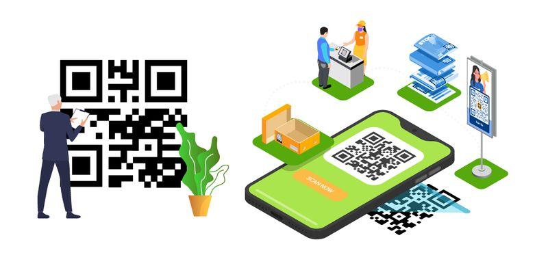 qr codes in parks