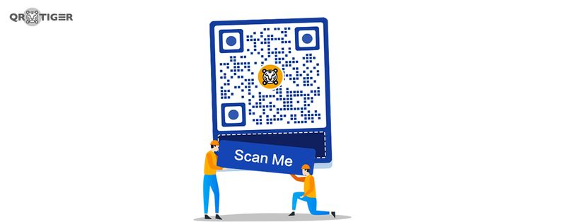 call to action qr code