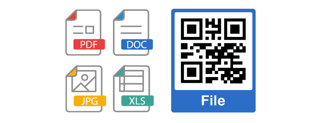 file qr code