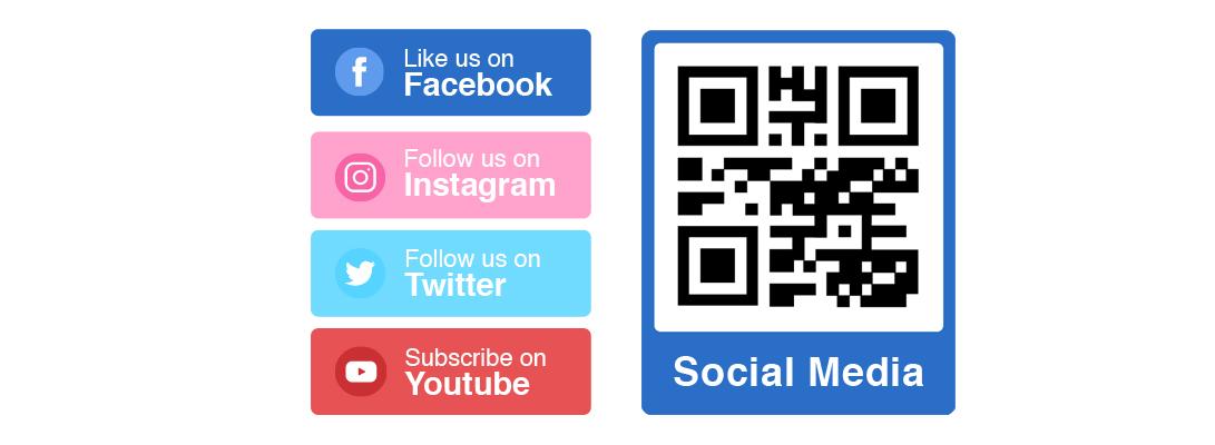 social media qr code